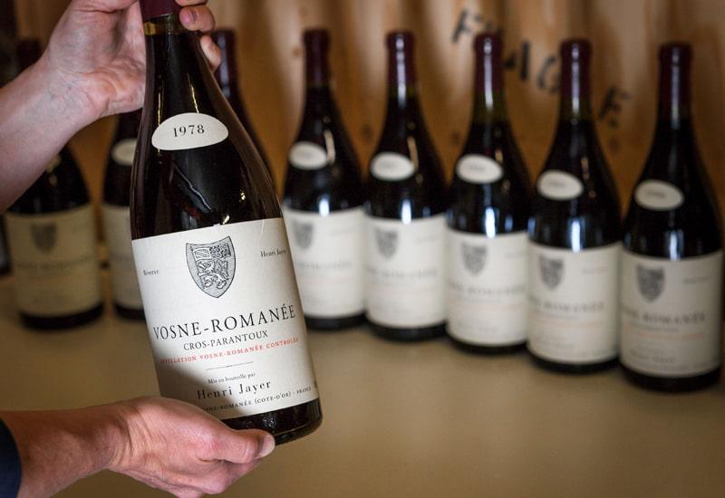 Investing in Vosne Romanee Wines