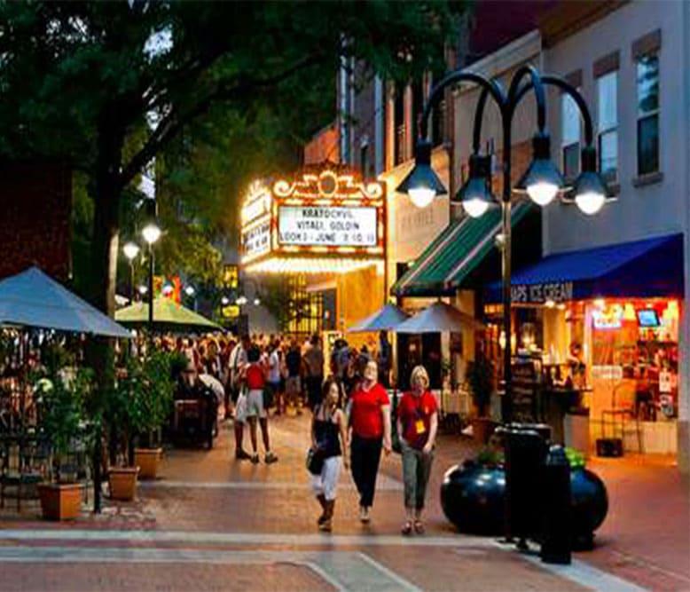 Charlottesville Paramount Theater