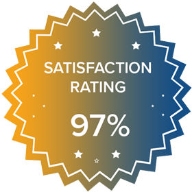 COCONSTRUCT HAS 97% CUSTOMER SUPPORT SATISFACTION RATING