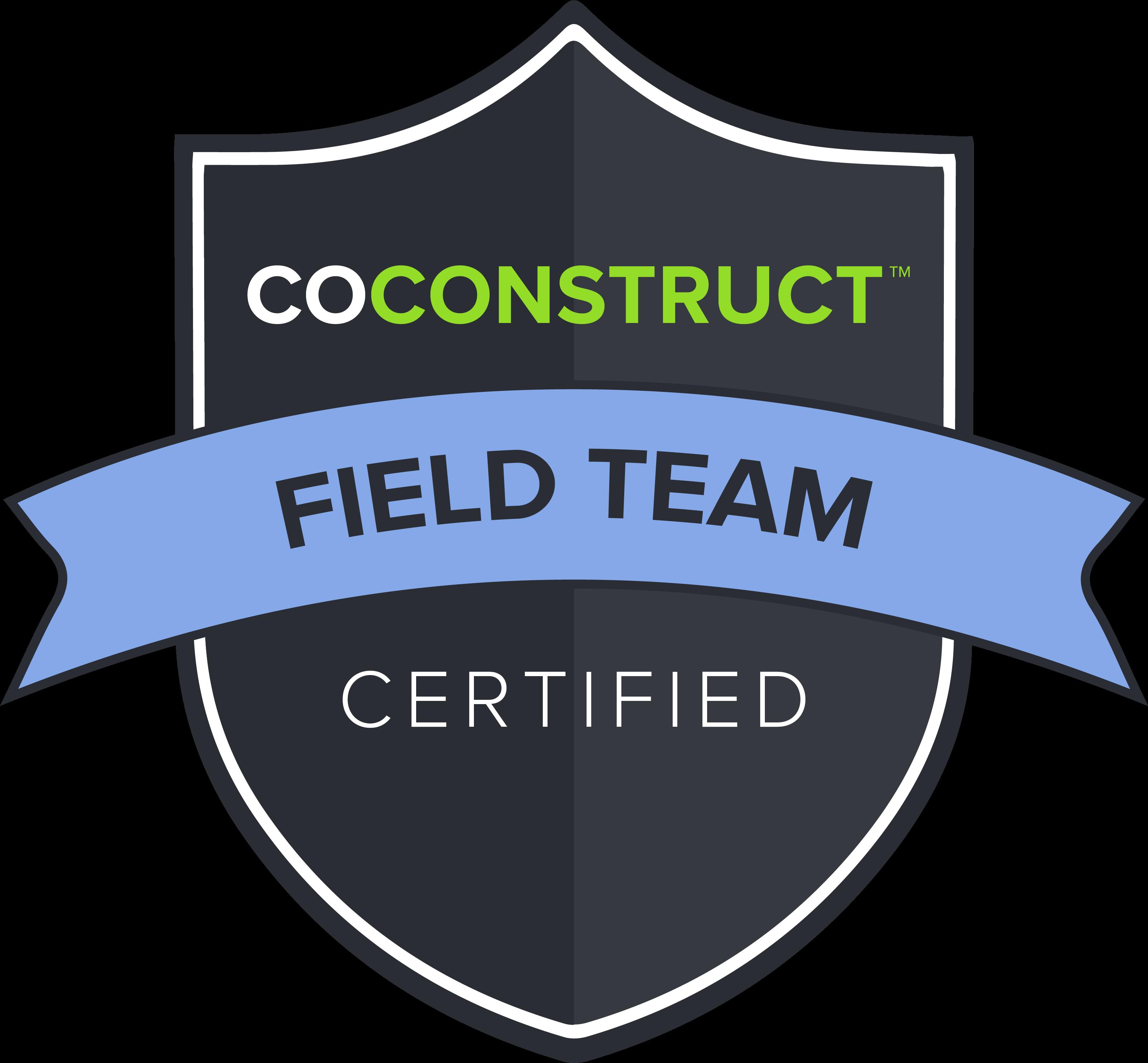 CoConstruct Field Team Badge