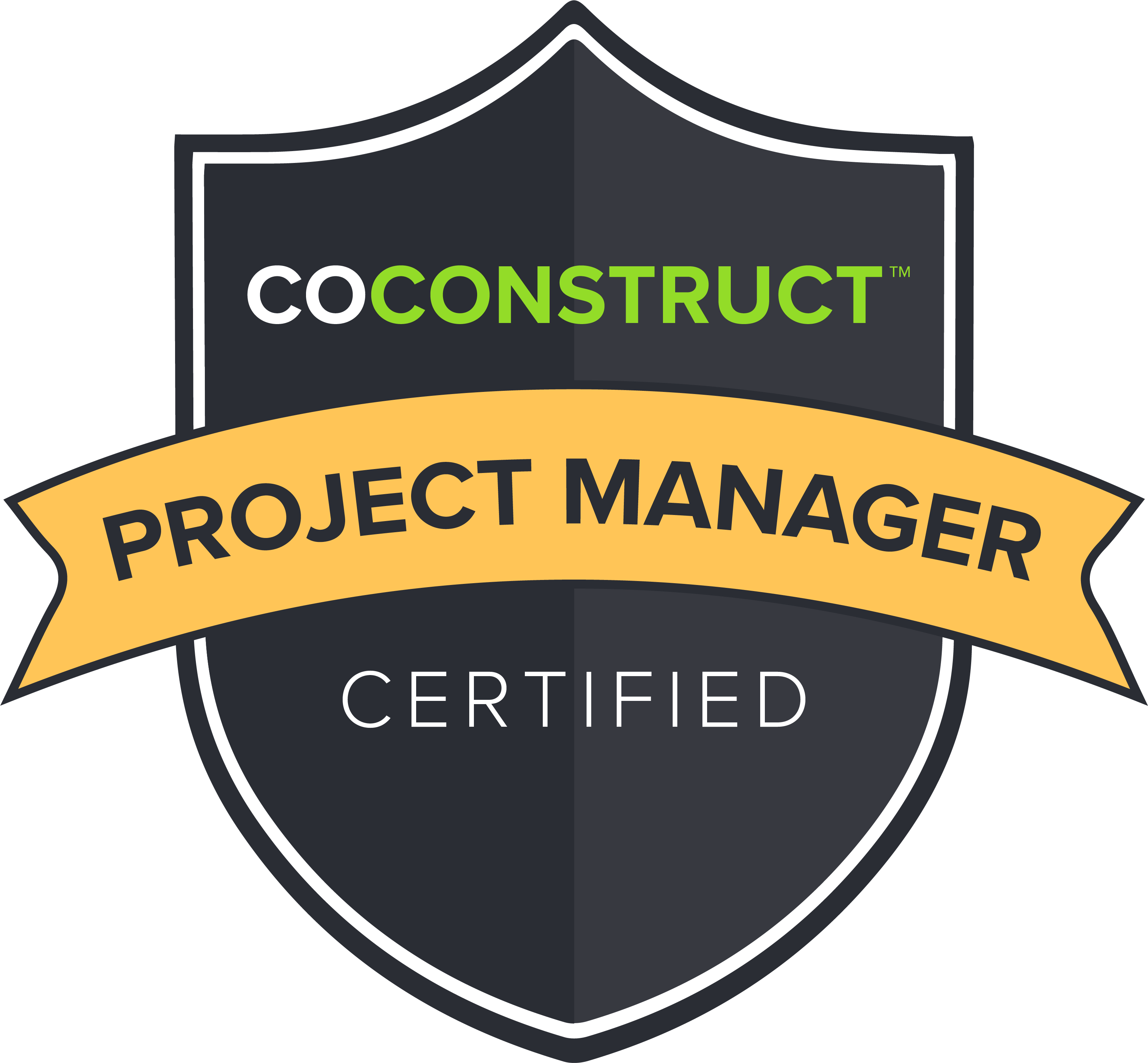 CoConstruct Project Manager Badge