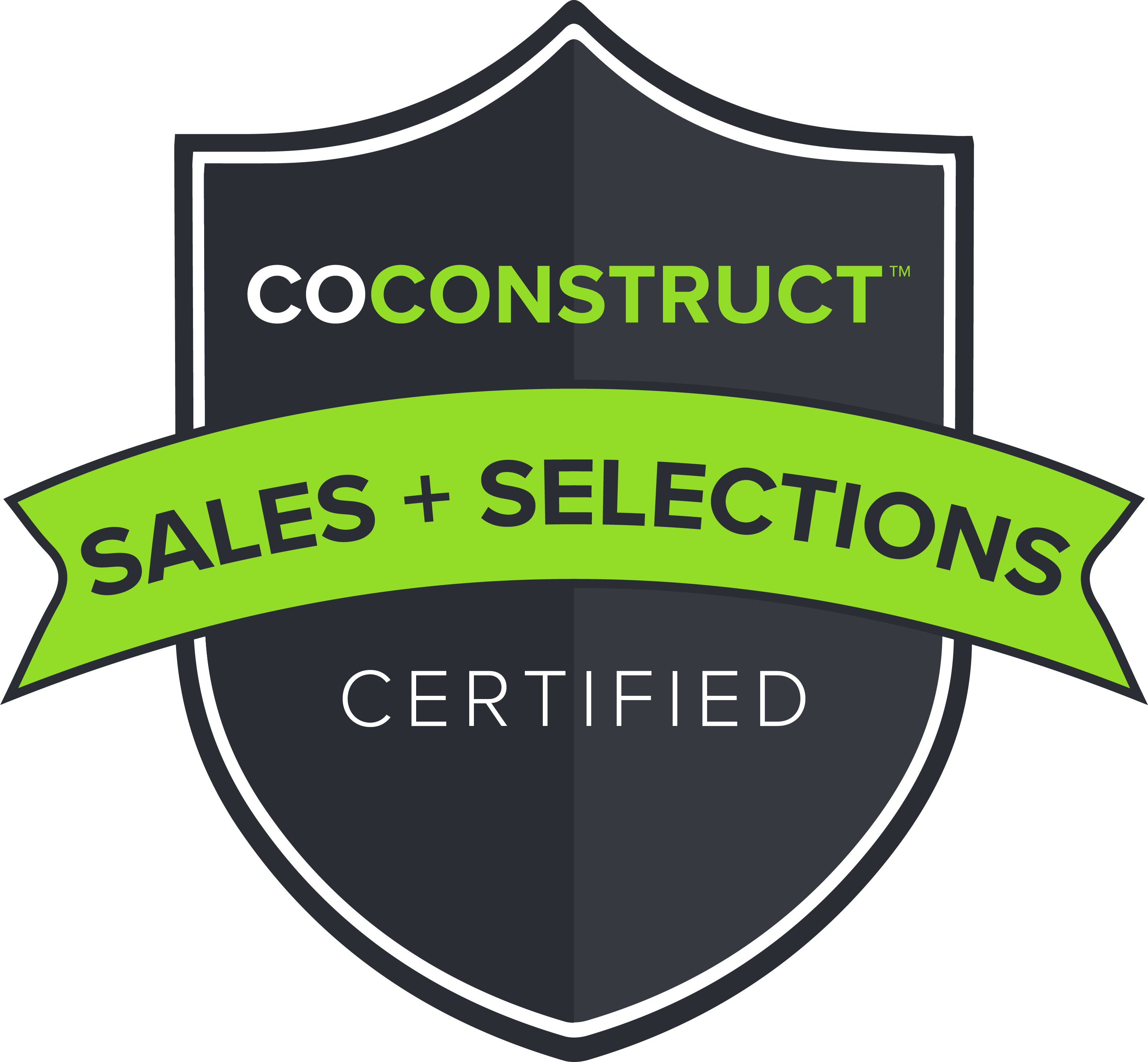 CoConstruct Selections + Sales Badge