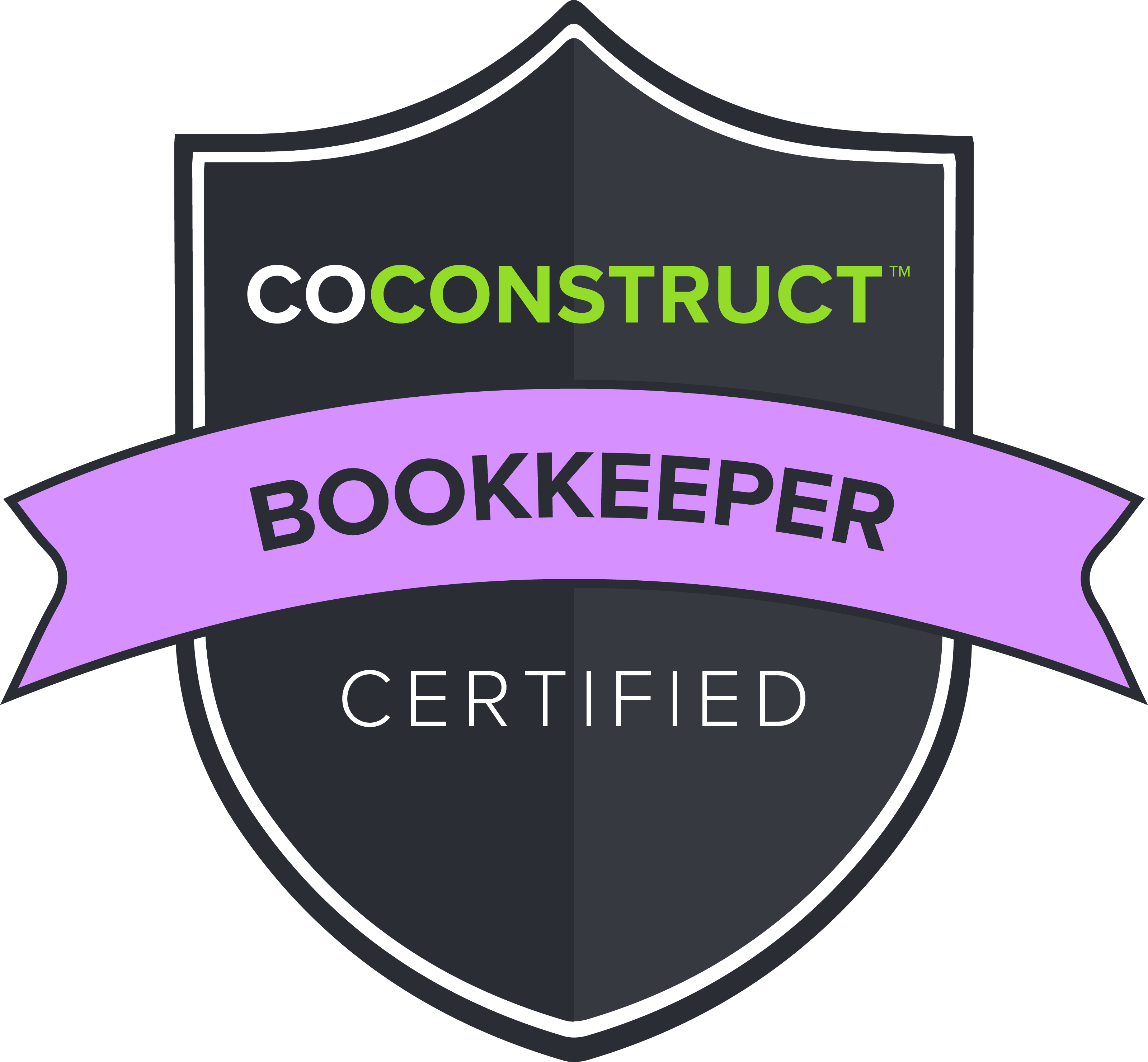 CoConstruct Bookkeepers Badge