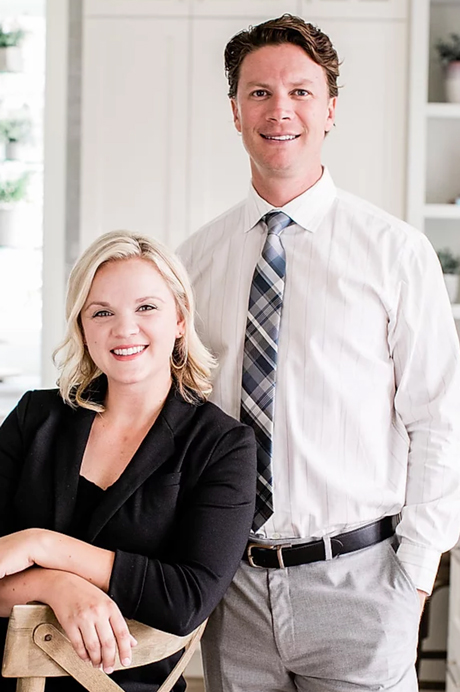 Emily and Dan C. of Clark & Co, a Idaho-based design-build custom home builder using construction project management software | CoConstruct