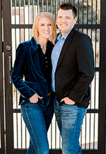 Lindsay and Rod C. of Cullum Homes, a Arizona-based design-build custom home builder using construction project management software | CoConstruct