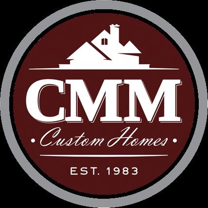 CMM Custom Homes logo