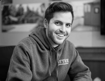 Nick Nolaco of Metke Remodeling, a CoConstruct customer