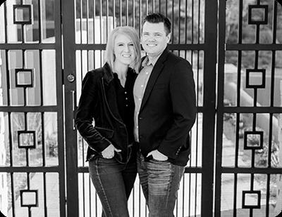 Rod and Lindsay Cullum of Cullum Homes, a CoConstruct customer