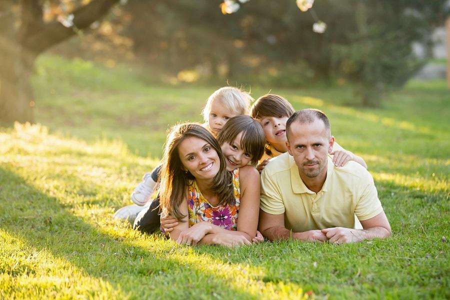 Ferienhilfe Familien
