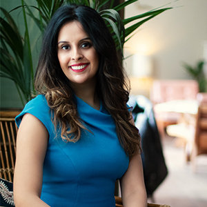 Malminder Gill, a Harley Street hypnotherapist