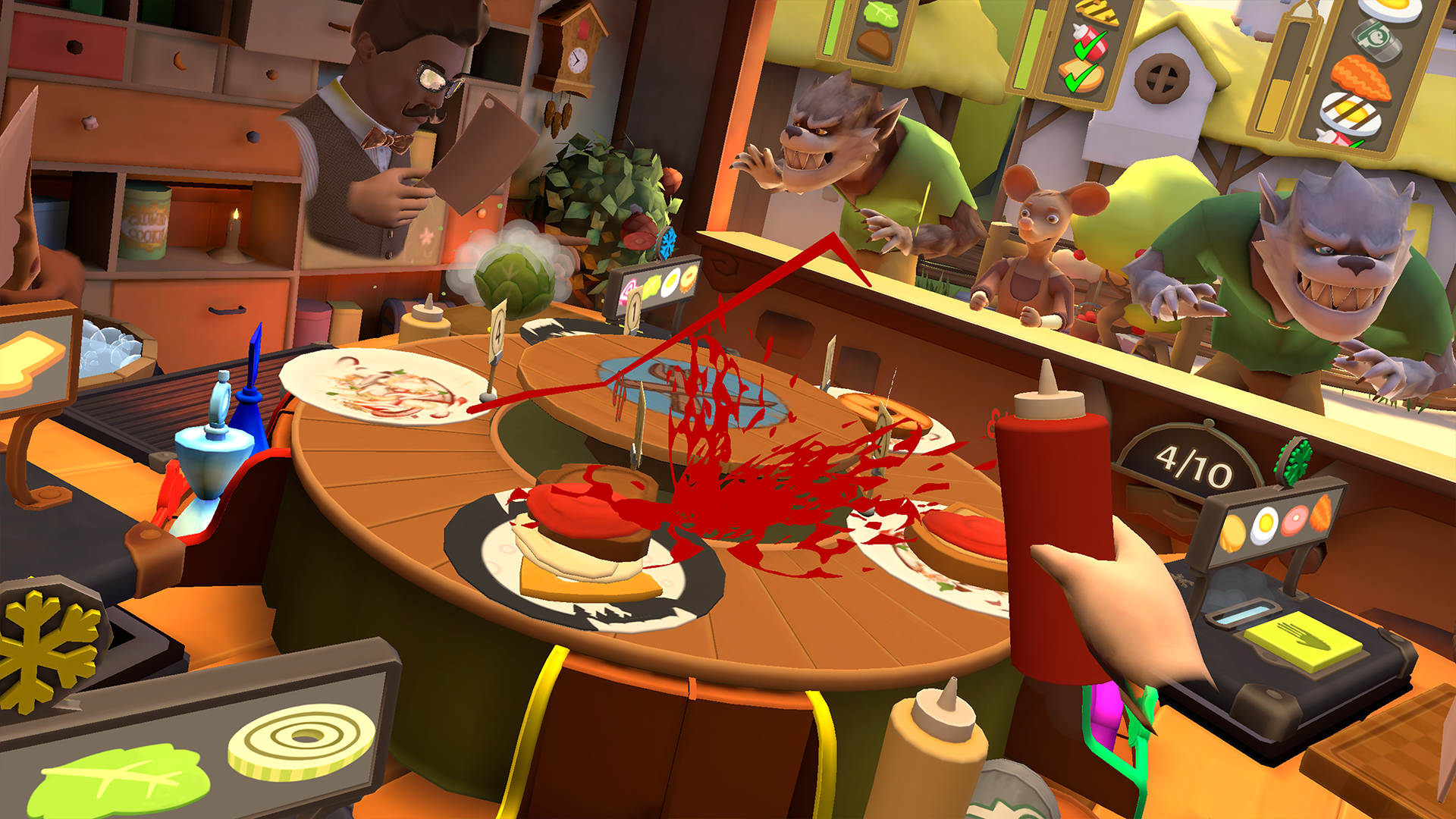 Cook-Out: A Sandwich Tale