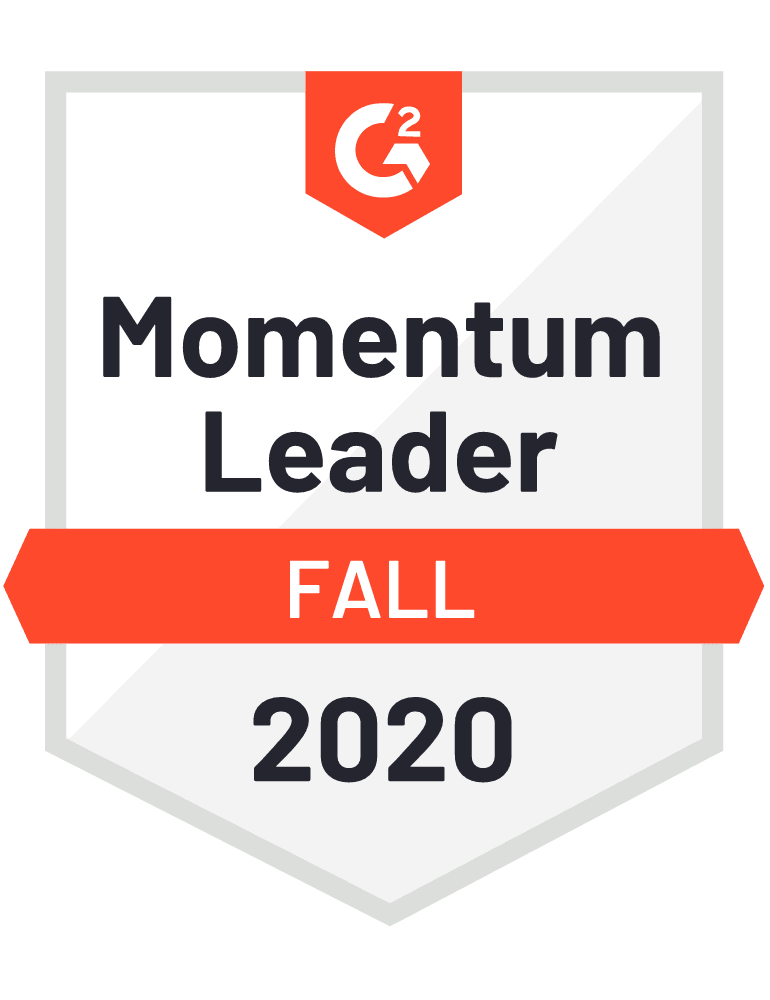 Momentum Leader Fall 2020