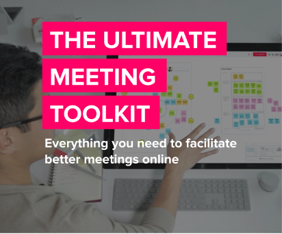 The Ultimate Meeting Toolkit. Everything you need to facilitate better meetings online.