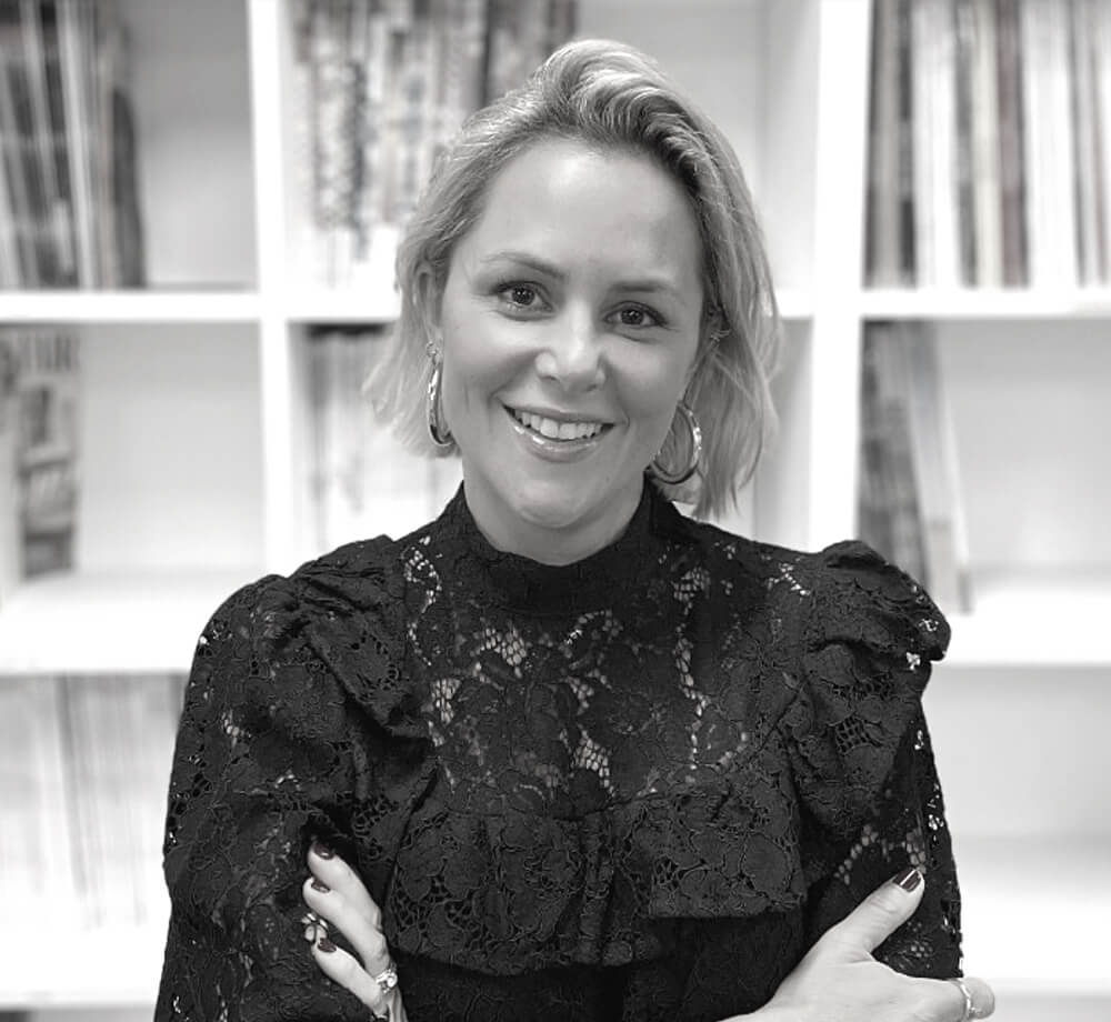 Anna Anderson picture, Director of influencer marketing at Condé Nast