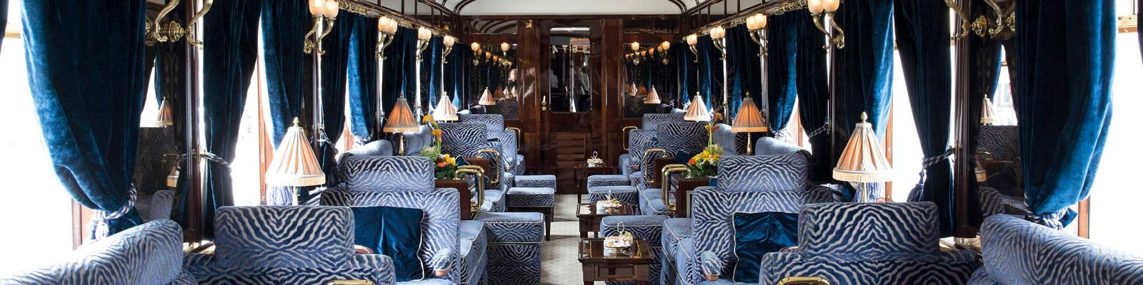 Venice Simplon orient Express Luxury Train Journeys
