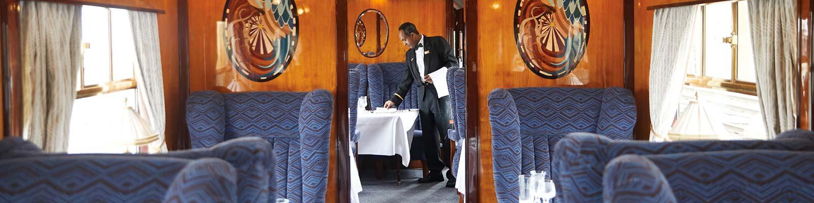 British Pullman Luxury Train Journeys