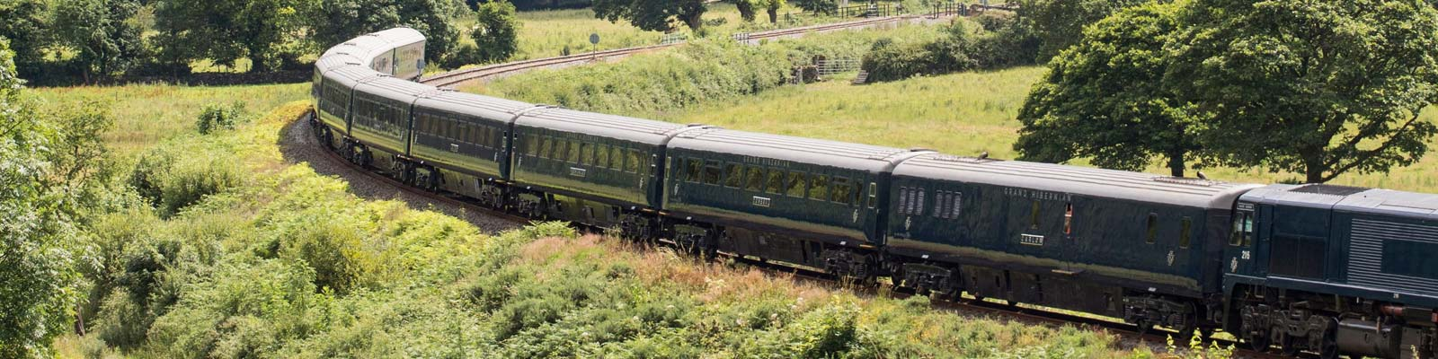 Grand Hibernian Luxury Train Journeys