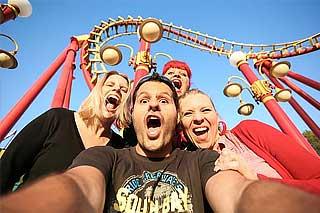 Theme Parks Experiences