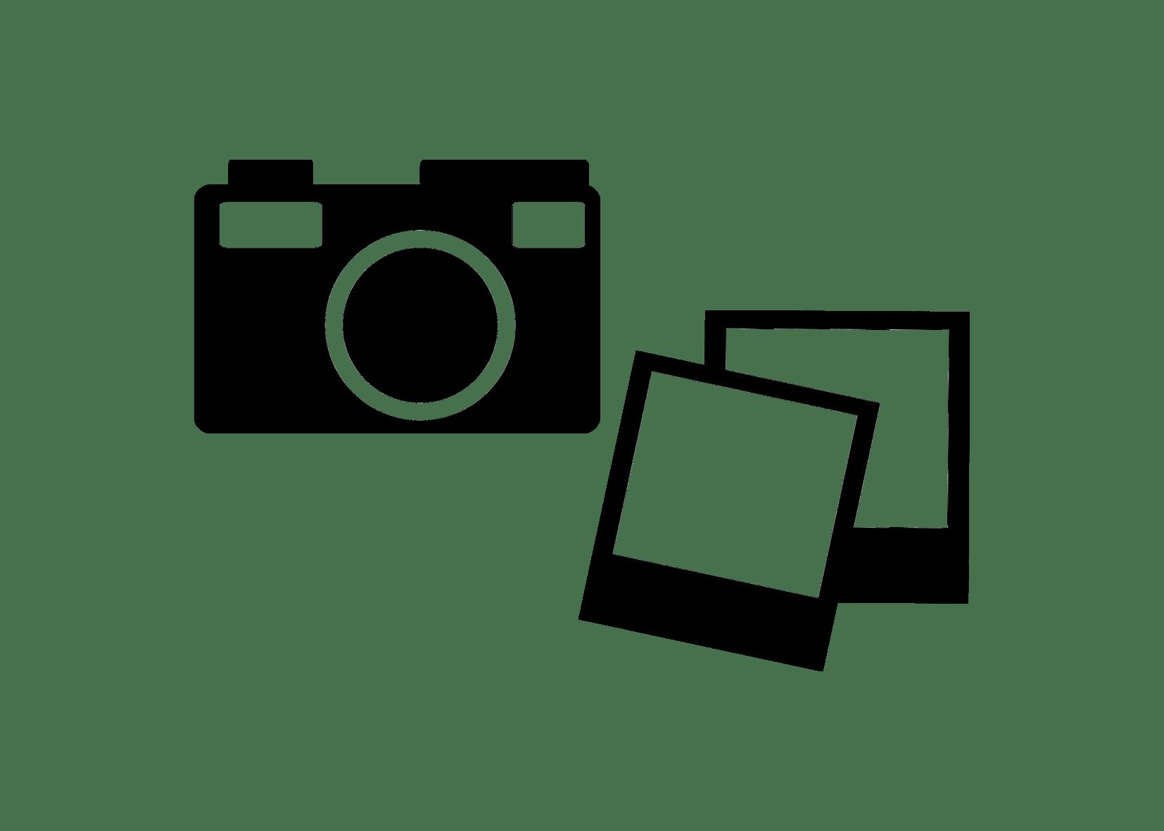 Valokuvaus kuvake