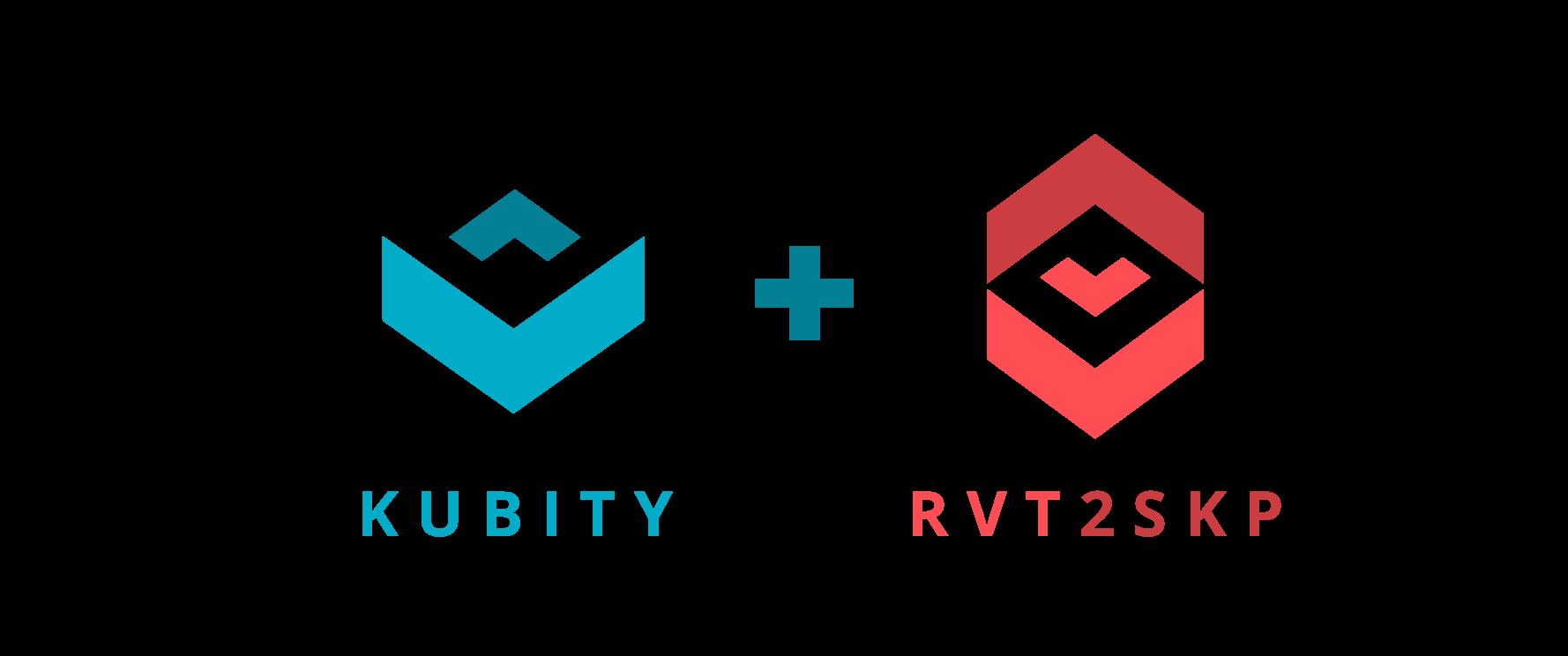 Kubity + rvt2skp — Buy a Kubity 1-year license & get rvt2skp for FREE