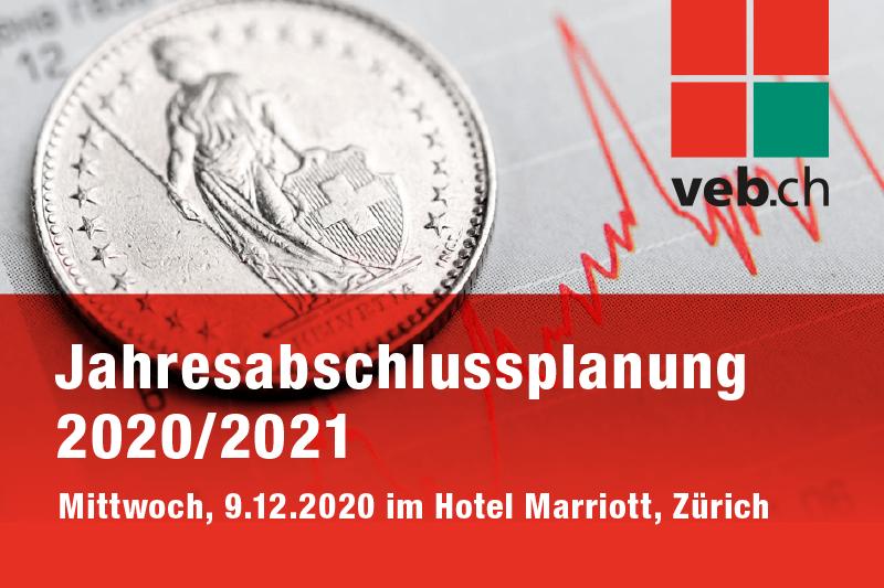 Jahresabschlussplanung 2020/2021 (9.12.2020)