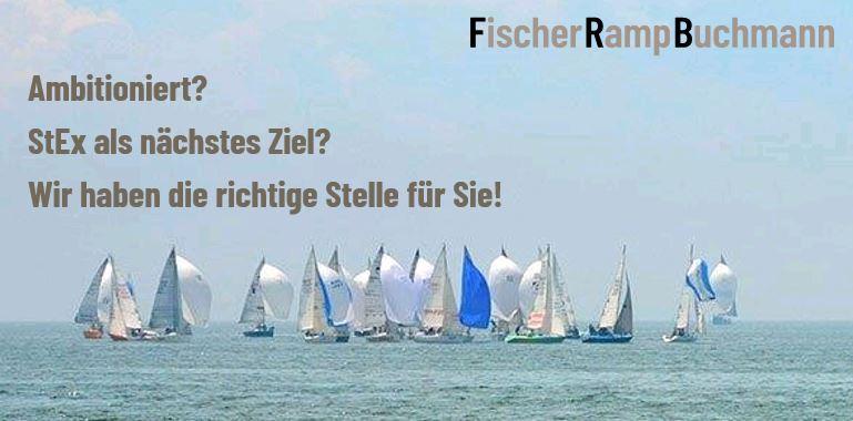 Fischer Ramp Buchmann – Steueranwältin / Steuerjuristin oder Steueranwalt / Steuerjurist gesucht