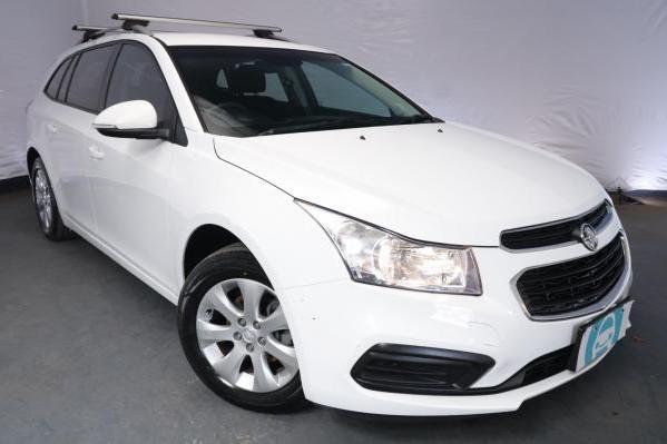 2015 Holden Cruze CD JH MY14 / 6 Speed Automatic / Sportwagon / 1.8L / 4 Cylinder / Petrol / 4x2 / 4 door / Model Year '14 12