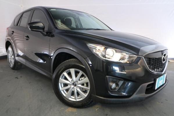 2014 Mazda CX-5 MAXX SPORT MY13 UPGRADE / 6 Speed Automatic / Wagon / 2.5L / 4 Cylinder / Petrol / 4x4 / 4 door / Model Year '13 11