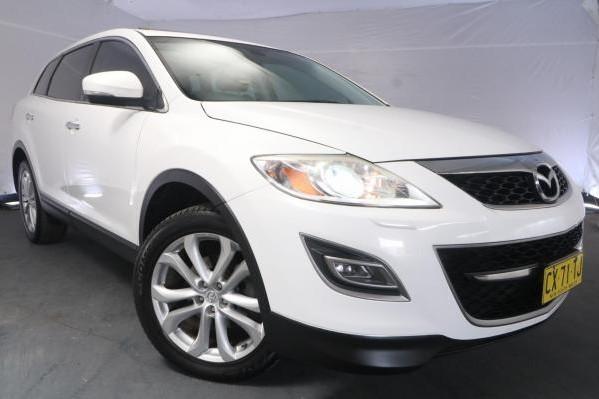 2011 Mazda CX-9 LUXURY 10 UPGRADE / 6 Speed Auto Activematic / Wagon / 3.7L / 6 Cylinder / Petrol / 4x4 / 4 door / 11