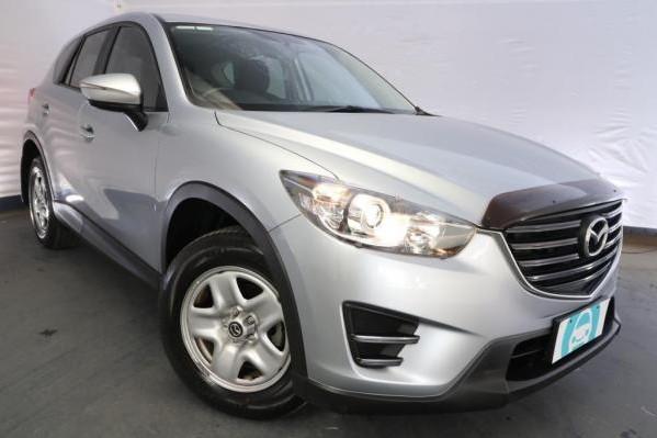 2015 Mazda CX-5 MAXX MY15 / 6 Speed Automatic / Wagon / 2.0L / 4 Cylinder / Petrol / 4x2 / 4 door / Model Year '15 2