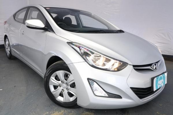 2015 Hyundai Elantra ACTIVE MD SERIES 2 (MD3) / 6 Speed Automatic / Sedan / 1.8L / 4 Cylinder / Petrol / 4x2 / 4 door / 1