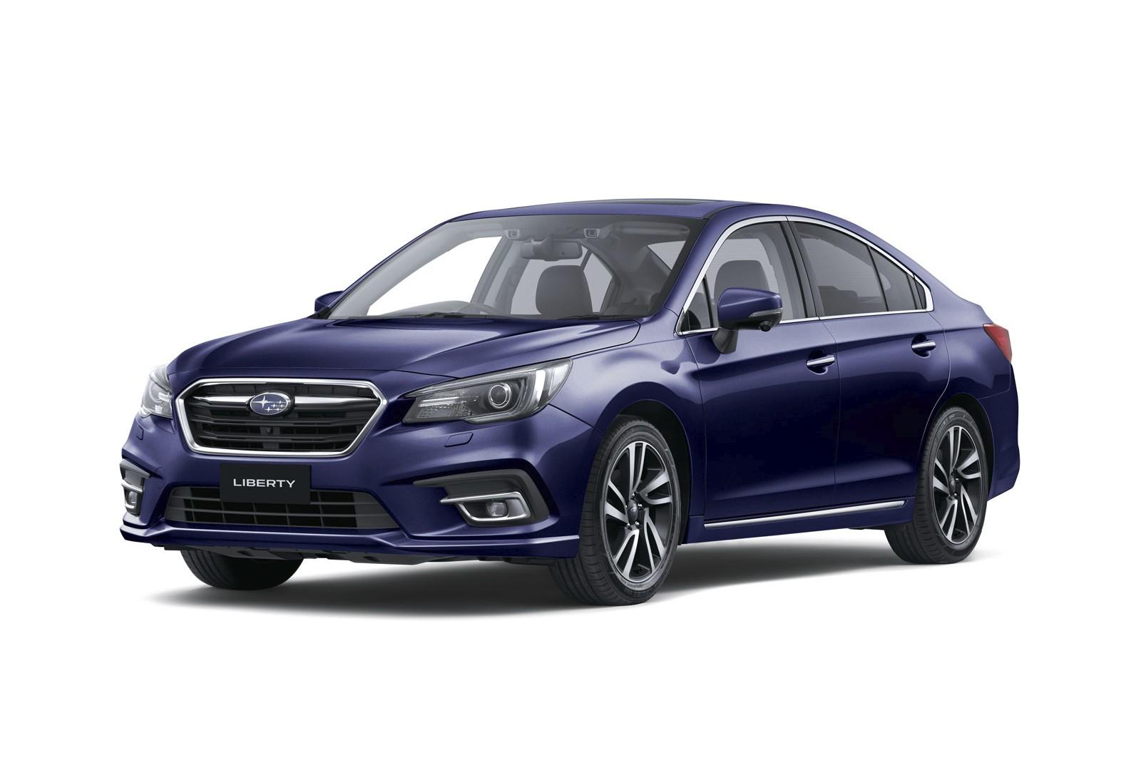2020 Subaru Liberty 3.6R AWD MY20 / Automatic (CVT) / Sedan / 3.6L / 6 Cylinder / Petrol / 4x4 / 4 door / Model Year '20 12
