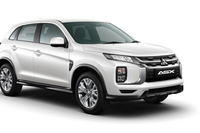 2021 Mitsubishi ASX ES XD MY21 / Automatic (CVT) / Wagon / 2.0L / 4 Cylinder / Petrol / 4x2 / 4 door / Model Year '21 6
