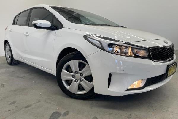 2018 Kia Cerato S BD MY19 / 6 Speed Automatic / Hatchback / 2.0L / 4 Cylinder / Petrol / 4x2 / 5 door / Model Year '19 12