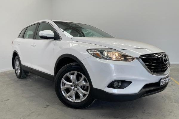 2015 Mazda CX-9 CLASSIC MY14 / 6 Speed Auto Activematic / Wagon / 3.7L / 6 Cylinder / Petrol / 4x2 / 4 door / Model Year '14 10