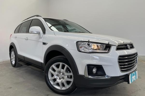 2017 Holden Captiva ACTIVE 5 SEATER CG MY17 / 6 Speed Automatic / Wagon / 2.4L / 4 Cylinder / Petrol / 4x2 / 4 door / Model Year '17 12