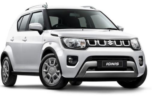 2021 Suzuki Ignis GL MF SERIES II / Automatic (CVT) / Wagon / 1.2L / 4 Cylinder / Petrol / 4x2 / 4 door / 3