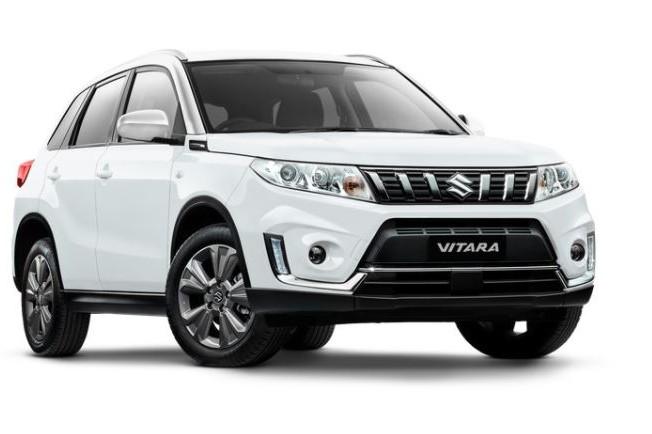 2021 Suzuki Vitara Standard SERIES II / 6 Speed Automatic / Wagon / 1.6L / 4 Cylinder / Petrol / 4x2 / 4 door / 10