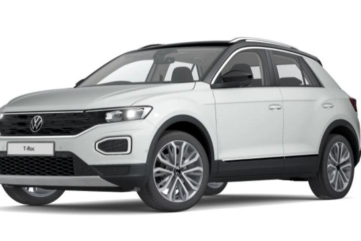 2021 Volkswagen T-Roc 110TSI A1 MY21 / 8 Speed Automatic / Wagon / 1.4L / 4 Cylinder TURBO / Petrol / 4x2 / 4 door / Model Year '21 8