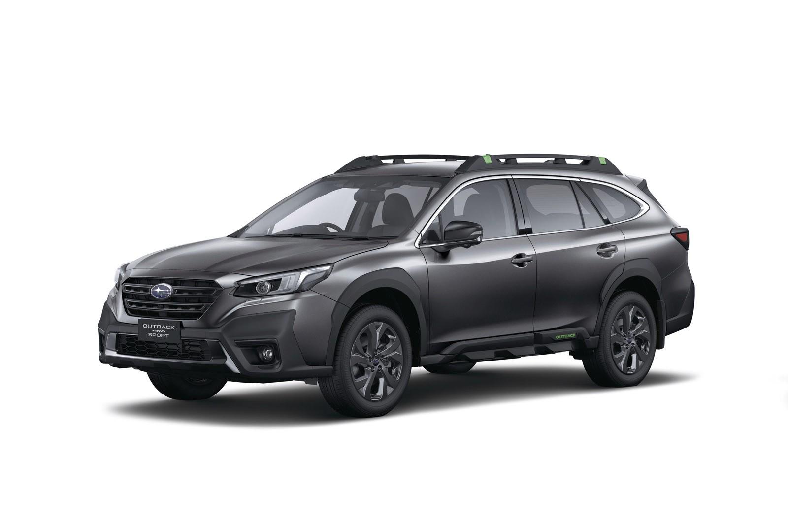 2021 Subaru Outback AWD SPORT MY21 / Automatic (CVT) / Wagon / 2.5L / 4 Cylinder / Petrol / 4x4 / 4 door / Model Year '21 12