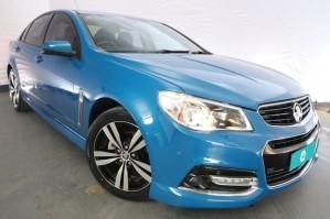 2015 Holden Commodore SV6 STORM VF MY15 / 6 Speed Automatic / Sedan / 3.6L / 6 Cylinder / Petrol / 4x2 / 4 door / Model Year '15 4