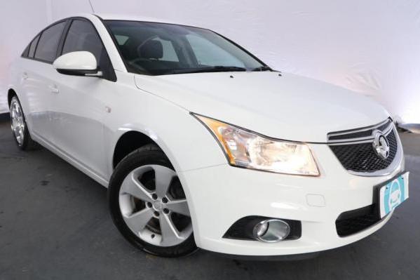 2013 Holden Cruze CD JH MY13 / 6 Speed Automatic / Sedan / 1.8L / 4 Cylinder / Petrol / 4x2 / 4 door / Model Year '13 6