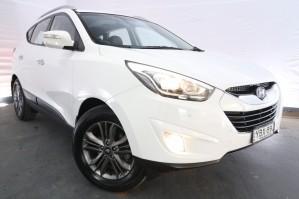 2014 Hyundai ix35 ELITE LM SERIES II / 6 Speed Automatic / Wagon / 2.0L / 4 Cylinder / Petrol / 4x2 / 4 door / 10