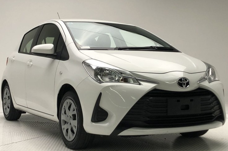 2018 Toyota Yaris ASCENT NCP130R MY17 / 4 Speed Automatic / Hatchback / 1.3L / 4 Cylinder / Petrol / 4x2 / 5 door / Model Year '17 3