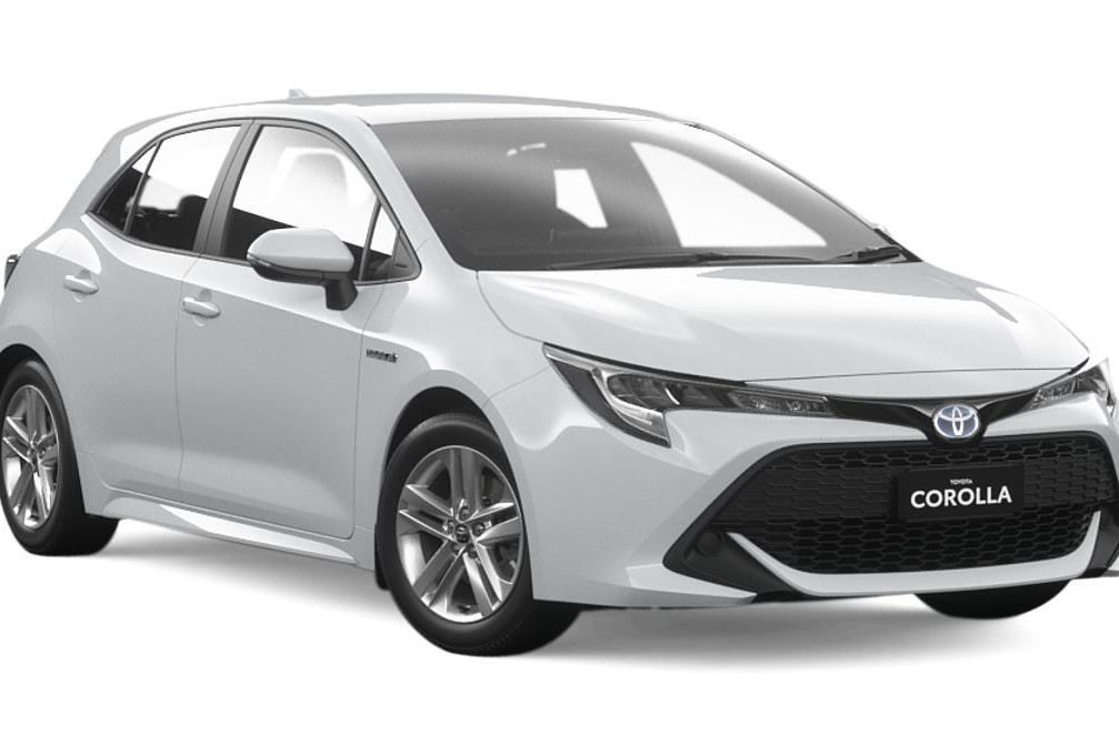 2019 Toyota Corolla ASCENT SPORT MZEA12R / Automatic (CVT) / Hatchback / 2.0L / 4 Cylinder / Petrol / 4x2 / 5 door / 8