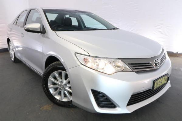 2015 Toyota Camry ALTISE ASV50R / 6 Speed Automatic / Sedan / 2.5L / 4 Cylinder / Petrol / 4x2 / 4 door / 12