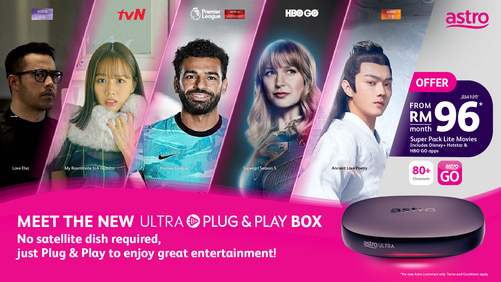 Welcome to the New Ultra Box