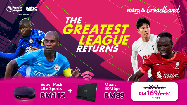 More than RM220,000 worth of prizes must be given away!