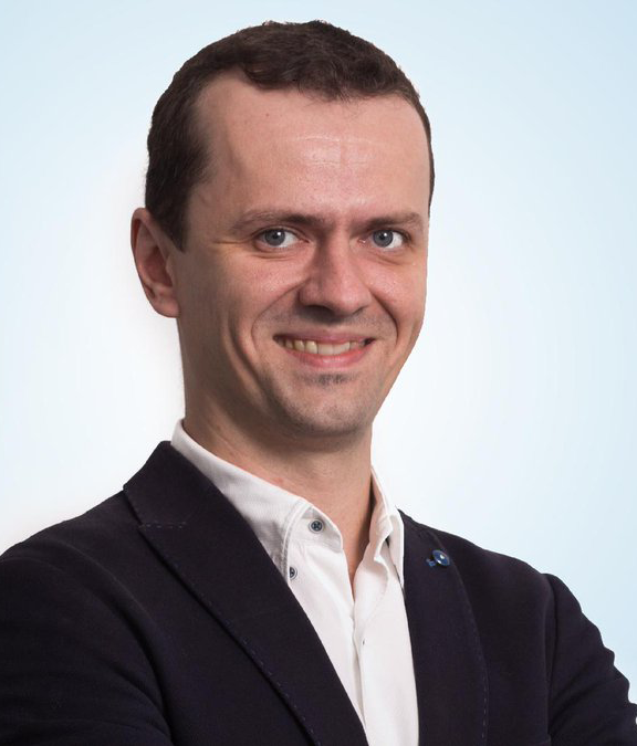 UiPath Chief People Officer Marius Istrate