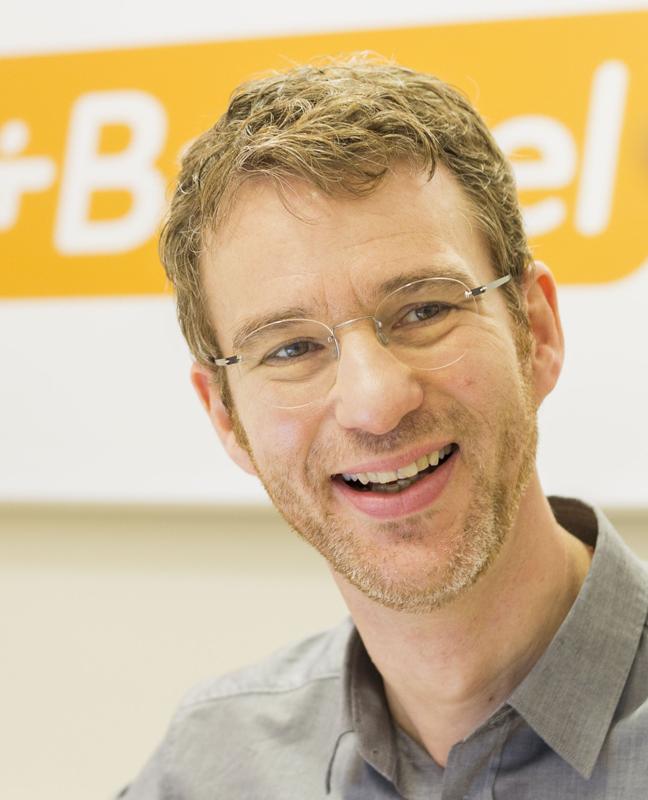 Babbel CEO Markus Witte